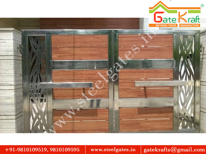 Fancy Entrance Main Gate Manufacturers in Gurgaon