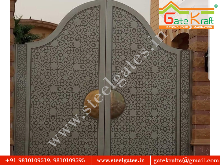 Ms Cast Iron Casting Main Gate Supplier in Gurgaon