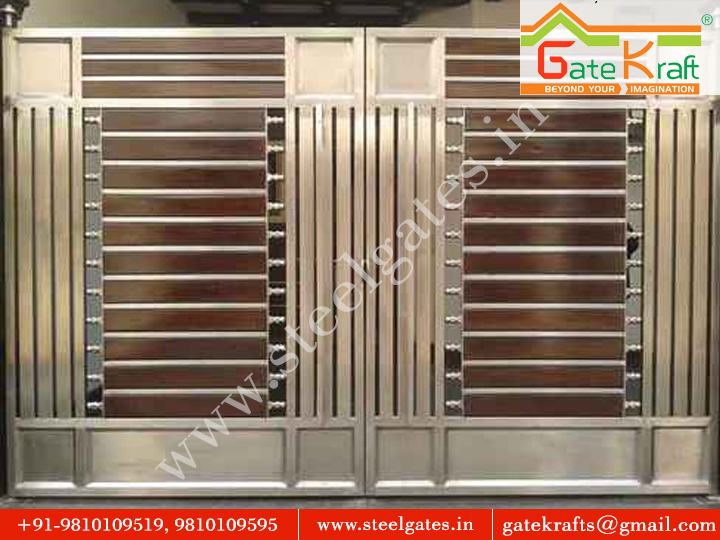 Stainless Steel Gate With CNC Laser Manufacturer in Gurugram