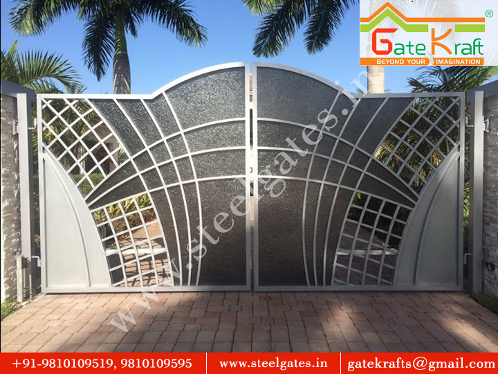 Stainless Steel Gate With CNC Laser Manufacturer in Gurgaon