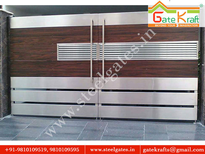 Stainless Steel Gate Supplier in Gurugram