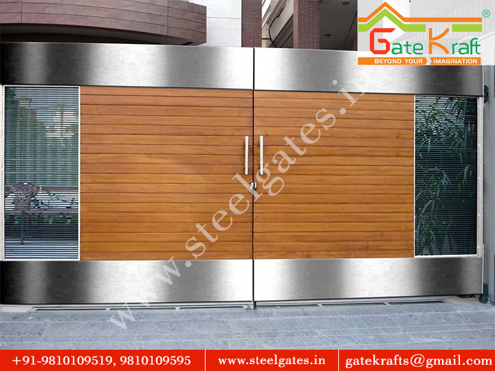 Stainless Steel Gate Manufacturer in Delhi