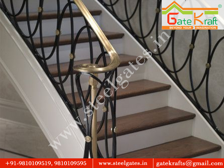 Staircase Railings Manufacturer in Gurgaon
