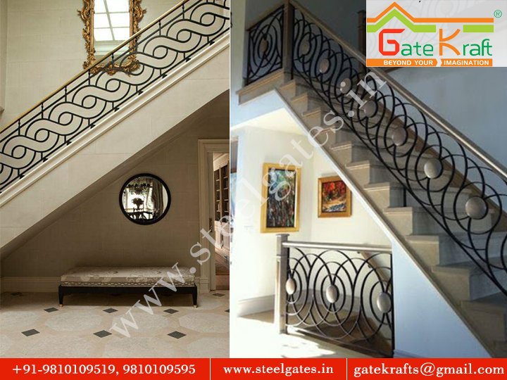 Staircase Railings Manufacturer in Delhi